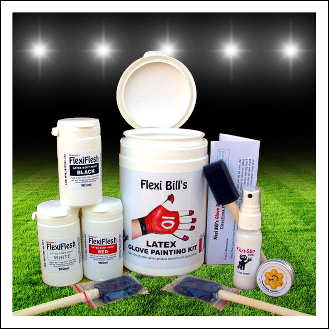 Latex Glove Making Kit