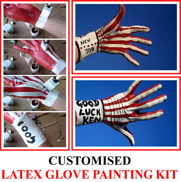 Flexi Bill's Latex Glove Kits